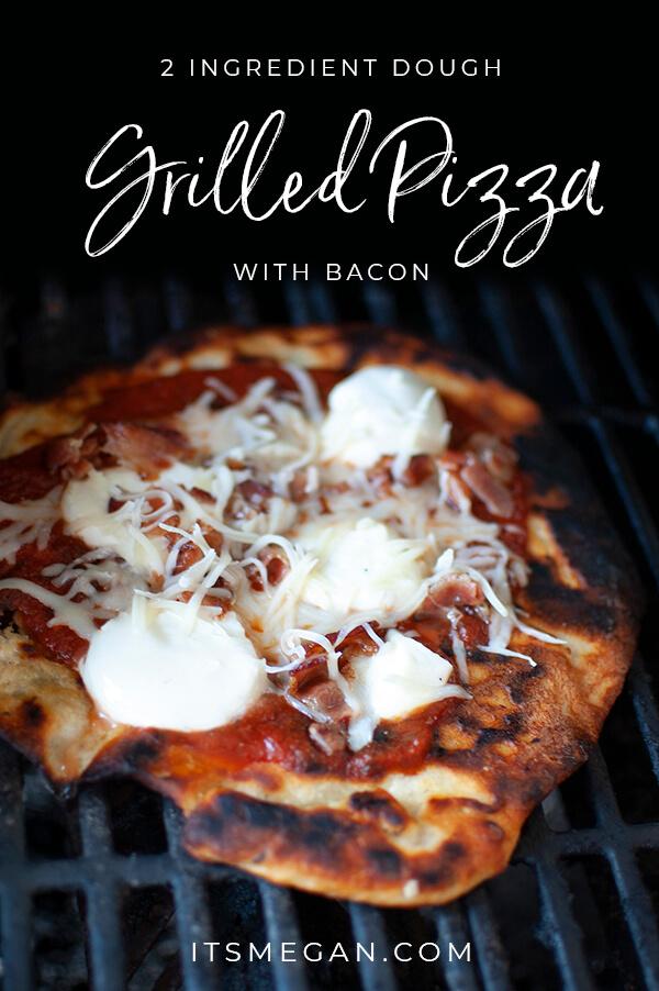 2 Ingredient Dough | It's Megan Blog | #pizzacrust #pretzels #biscuits #2ingredientdough #weightwatchers