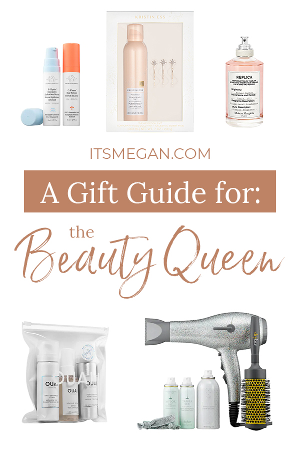 A Gift Guide for the Beauty Queen   It's Megan   #christmas #gift #presents #giftguide