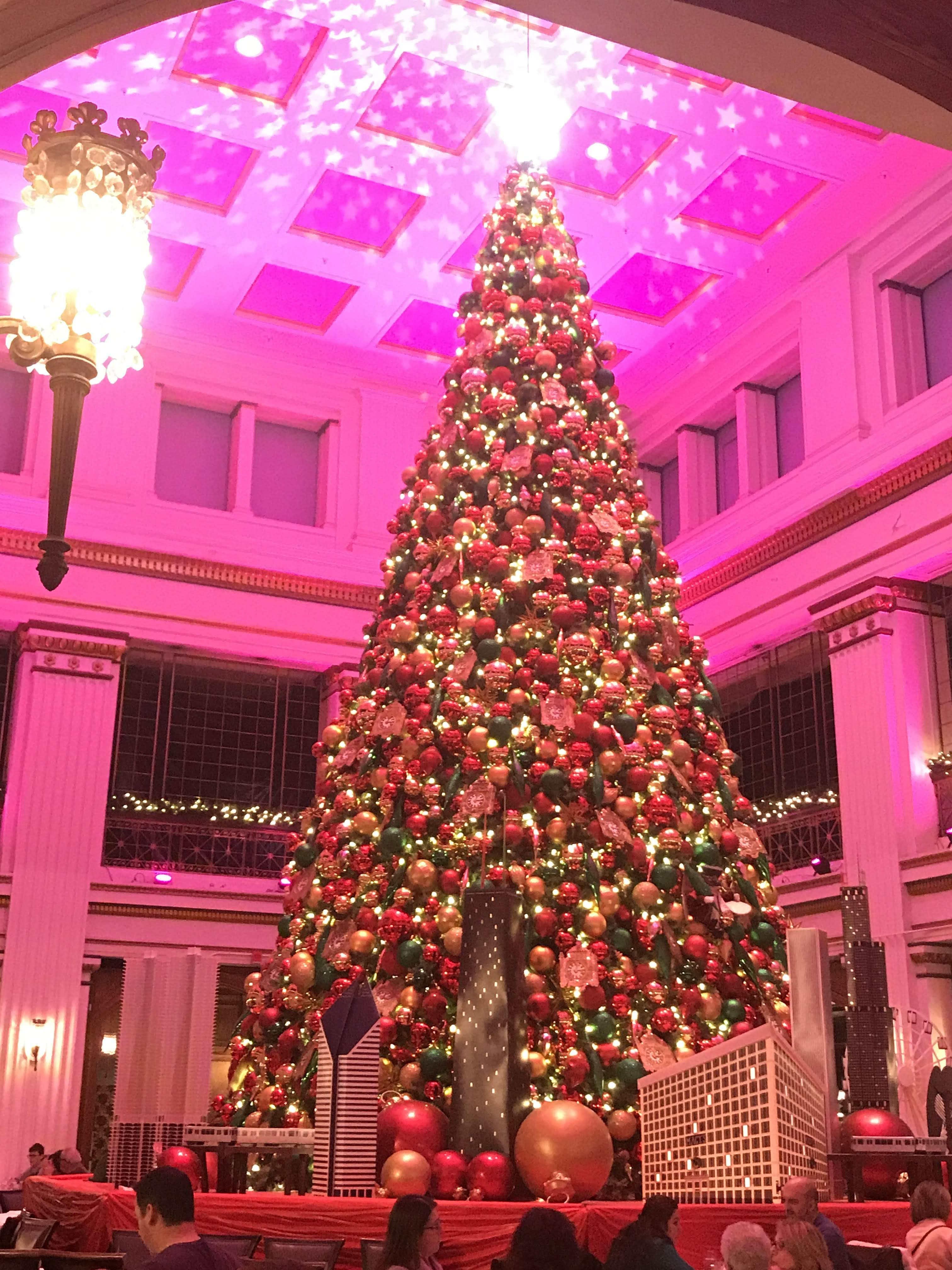 5 Must-See Christmas Trees in Downtown Chicago