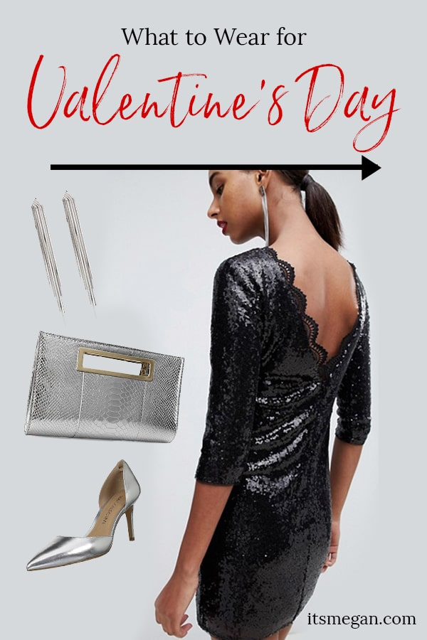 What to Wear on Valentine's Day | It's Megan | #valentinesday #fashion #whattowear #ootd