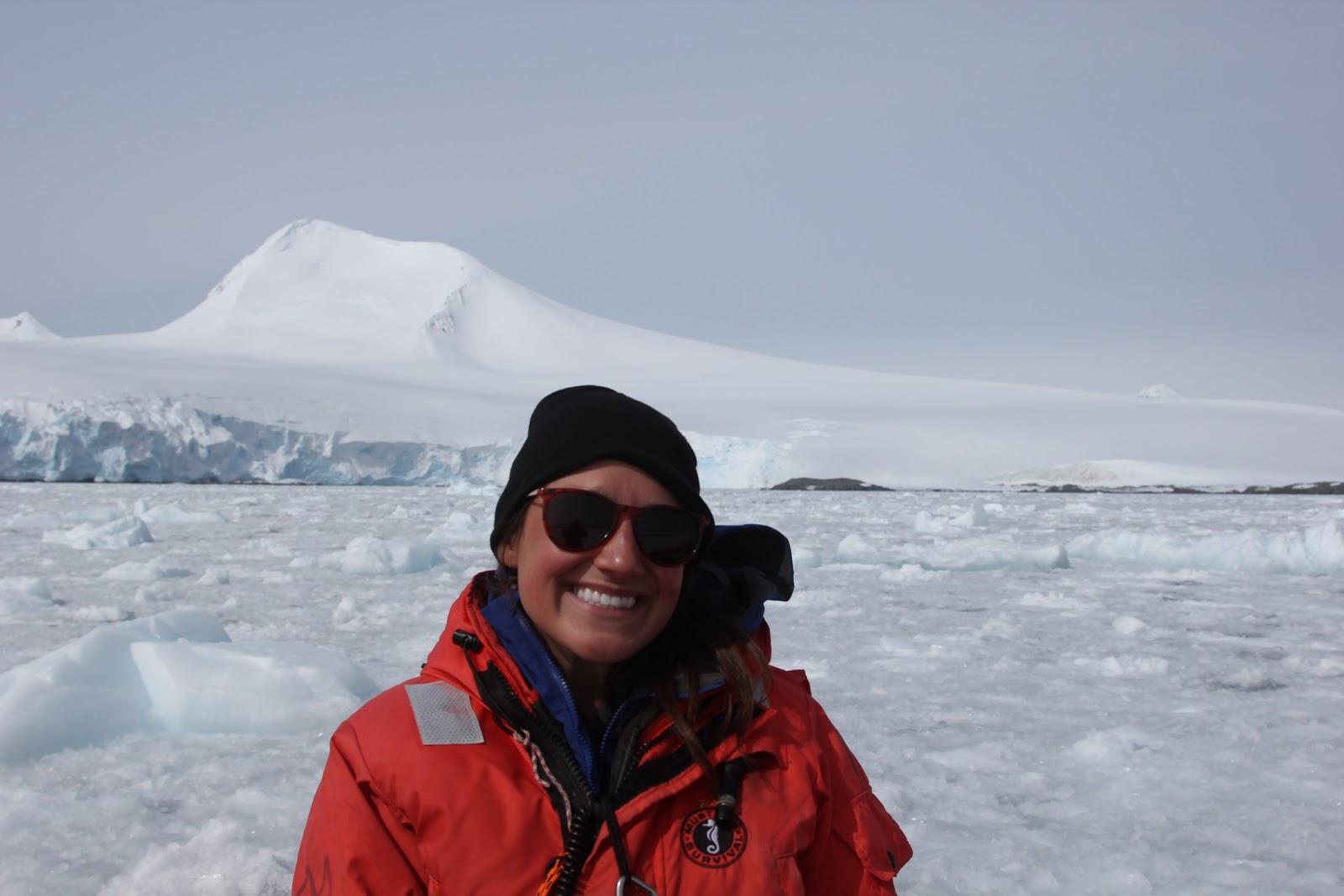 Zoologist in Antarctica - Go with Flo to Antarctica Interview | It's Megan | #antarctica #travel #zoology