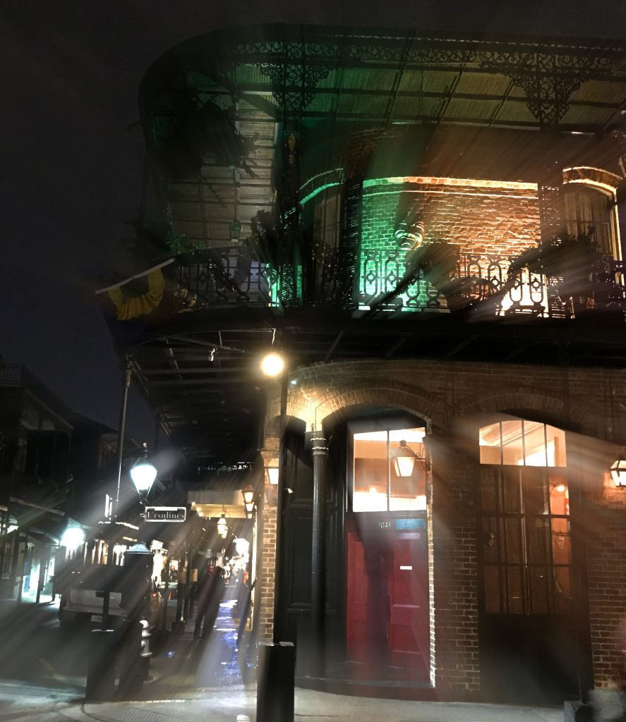 Jacques St Germaine's House: Haunted Places in New Orleans | It's Megan Blog | #neworleans #nola #haunted #ghosts