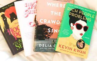 Books I'm Reading This Fall   It's Megan Blog   #books #bookclub #readinglist #reading