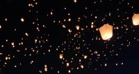 The Lights Fest | It's Megan Blog | #lanternfestival #lanterns #lightsfestival #whatlightsyou