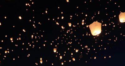 The Lights Fest | It's Megan Blog | #lanternfestival #lanterns #lightsfestival #whatlightsyou