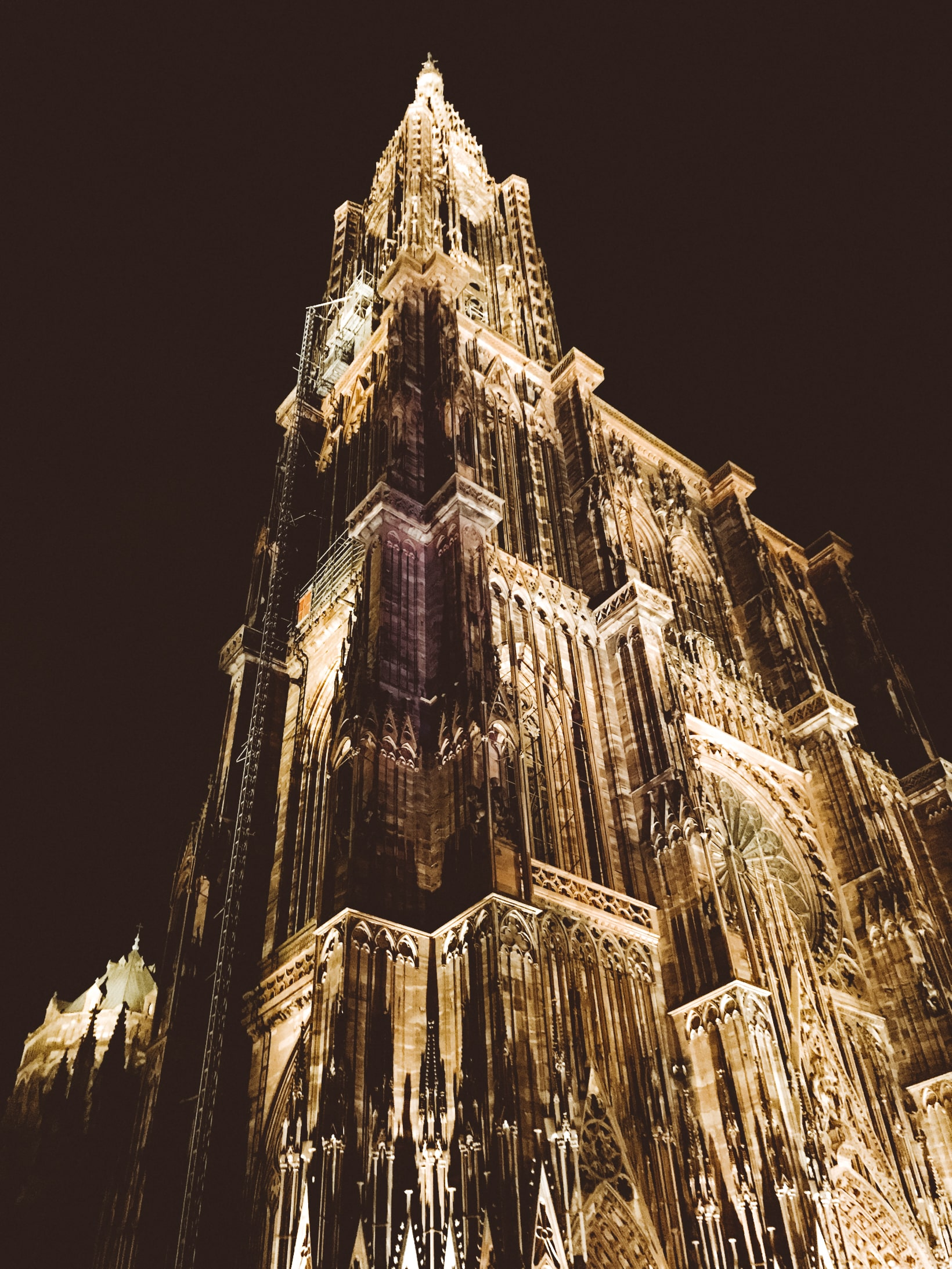 Strasbourg Cathedral | A Guide to Alsace, France | It's Megan | #france #travel #strasbourg #alsace #fairytale #vacation