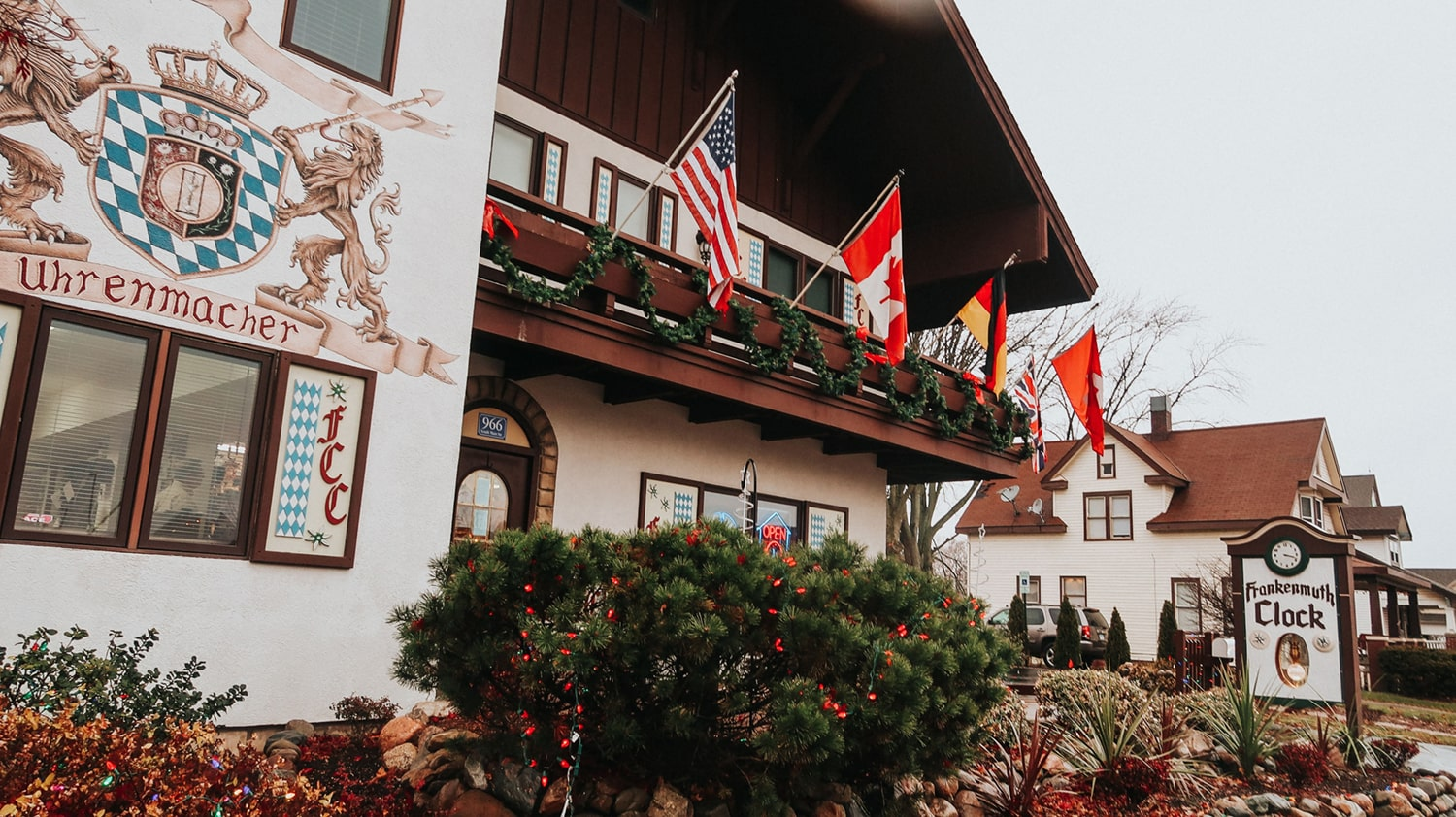 Frankenmuth, MI - A Real Hallmark Christmas Movie Town | It's Megan | #frankenmuth #bavaria #hallmark #christmas #michigan