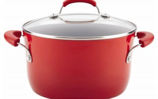 Rachel Ray Pot at Target | It's Megan | #target #shopping #soup #rachelray