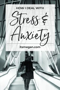 Tips on Dealing With Stress and Anxiety with Holy Chews CBD Gummies | It's Megan | #CBD #CBDgummies #relaxationtips #anxiety