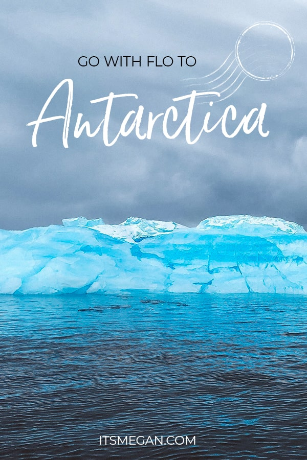 Antarctica - Go with Flo to Antarctica Interview | It's Megan | #antarctica #travel #zoology